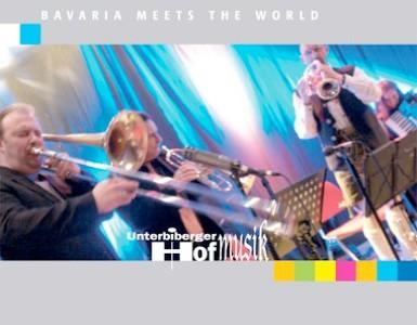Bavaria Meets The World (2004) LIVE